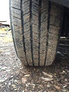 Michelin Tires 245/70R17