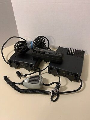 Kenwood Tk790 Tk 890 Dual Band Cables Control Head Mic Powers On