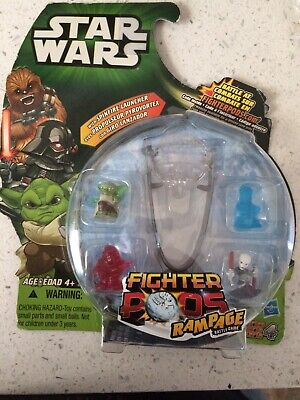 Hasbro STAR WARS FIGHTER PODS Series 4 With Yoda