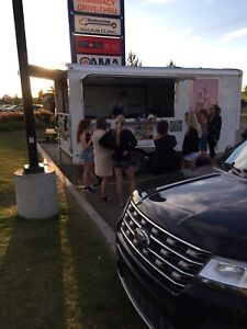 Food truck for sale : lease