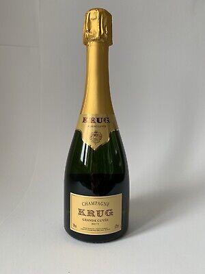 KRUG Grande Cuvée Champagner 0,375l 12% Vol Champagne
