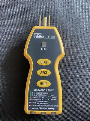 Genuine Ideal Sure Test Installation Tester 61-255 For Sale Online