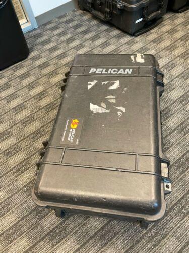 Pelican 1510 Protector Carry-on Case No Foam - Black