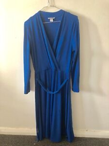 H&M blue dress size s Waterloo Inner Sydney Preview