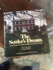 Autographed  1984 Settlers Dream