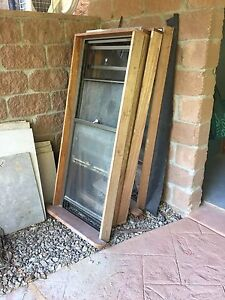 Stegbar double hung windows - building salvage Burbank Brisbane South East Preview
