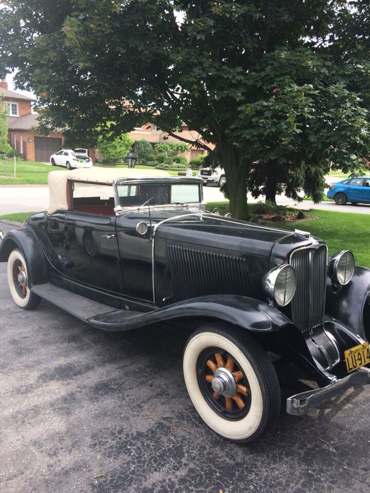 1931 Auburn Cabriolet for sale/mostly orig. paint - Cars For Sale ...