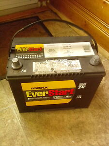 4 Month Old Car Battery CCA