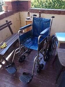 foldable wheelchair Glen Iris Boroondara Area Preview