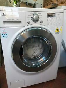 LG WD-1481RD Washer dryer combo 8kg4kg, excellent condition