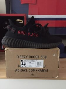 """Yeezy 350 Boost """"Bred"""""""