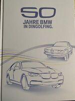 50 Jahre BMW IN DINGOLFING BUCH Niedersachsen - Pattensen Vorschau