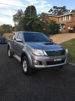 2014 Toyota Hilux Ute Heathcote Sutherland Area Preview