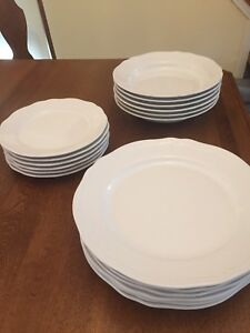 Dinnerware - set of 6