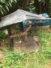 Large bird cage Cambridge Gardens Penrith Area Preview