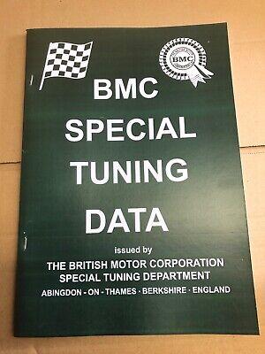 Classic Mini Austin Morris Tuning Manual mk1 2 3 4 5 A series engines 997-1275