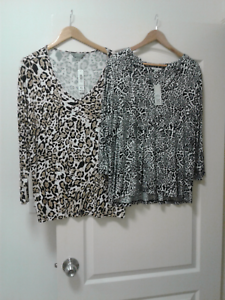 SIZE 18 / XL Bundle of 2 items ladies Tops Kelso Townsville Surrounds Preview