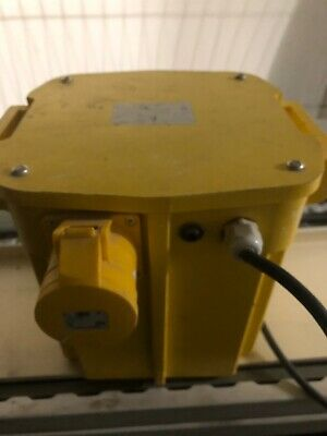110v transformer5KVA Brand Used  Only Few Times. rrp£185