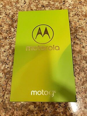 Motorola Moto G6 32 GB Verizon and Unlocked – Black