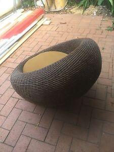 Swivel Sofa Chair (without Dog) Mosman Mosman Area Preview