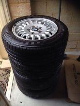 Bmw tires 205/60 R15 ($150) Aubin Grove Cockburn Area Preview