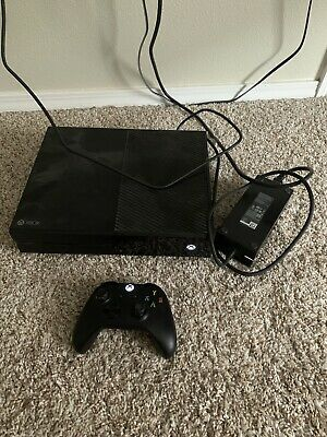 Microsoft Xbox One Launch Edition 500GB Console - Black