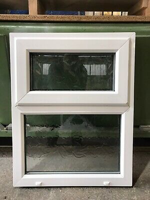 SECOND HAND UPVC Window, Refurbished 590mm Wide By 745mm Height, (W4923)