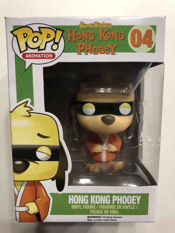 Funko Pop Animation Hanna Barbera Hong Kong Phooey #04
