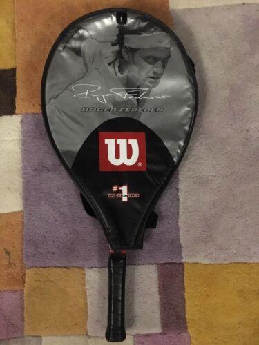 Wilson Rodger Federer 23 Tennis Racket Size L000