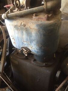 50hp electric motor and vintage sawmill compressor Mount Mee Caboolture Area Preview