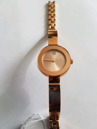 BRAND NEW MOVADO BOLD ROSE GOLD-TONE WOMEN S WATCH 3600286 - $338.00