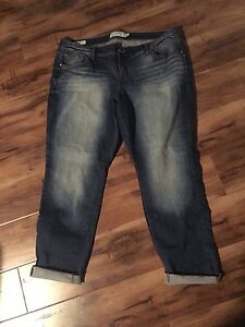 Torrid Jeans Plus Size 20 (never worn).