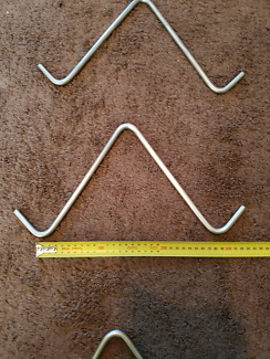 Gambrels and s hooks