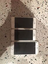 Selling iPhone 5, 5S and 6 Cessnock Cessnock Area Preview