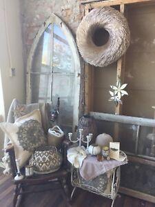 Silent Auction-Antique Church Window