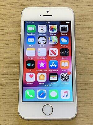 iPhone 5S - 16GB - Silver (Vodafone)