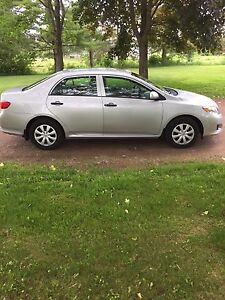 2010 Toyota Corolla CE Sedan