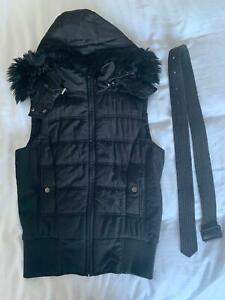 Black whitchery vest jacket in great condition Sydney City Inner Sydney Preview
