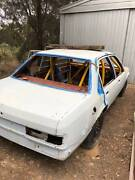 .VH Commodore Roller Dirt Circuit Cars Cage Modbury Heights Tea Tree Gully Area Preview