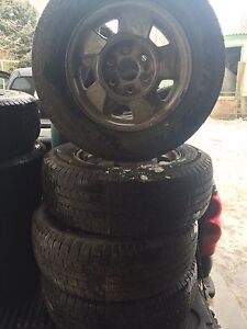 215/70/R16 Chevy tires
