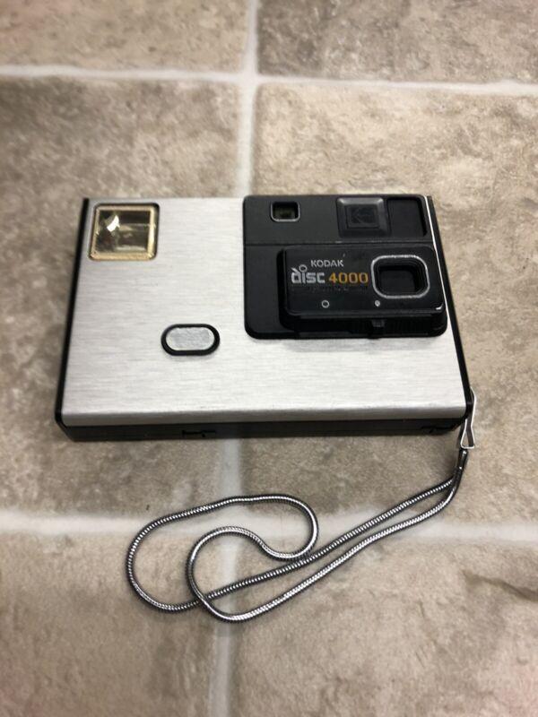 Kodak Disc 4000 Camera