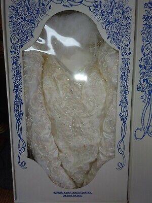 vintage wedding dress used
