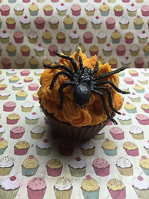 Homemade Halloween Cupcakes (Halloween Cupcake Chocolate Candle Soy Wax)