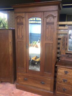 Beautiful antique wardrobe Yokine Stirling Area Preview