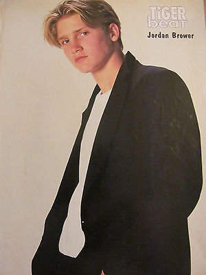 Jordan Brower, Full Page Vintage Pinup
