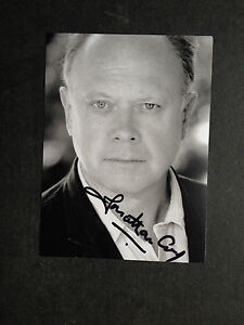 JONATHON-COY-DOWNTON-ABBEY-ACTOR-EXCELLENT-SIGNED-B-W-PHOTO