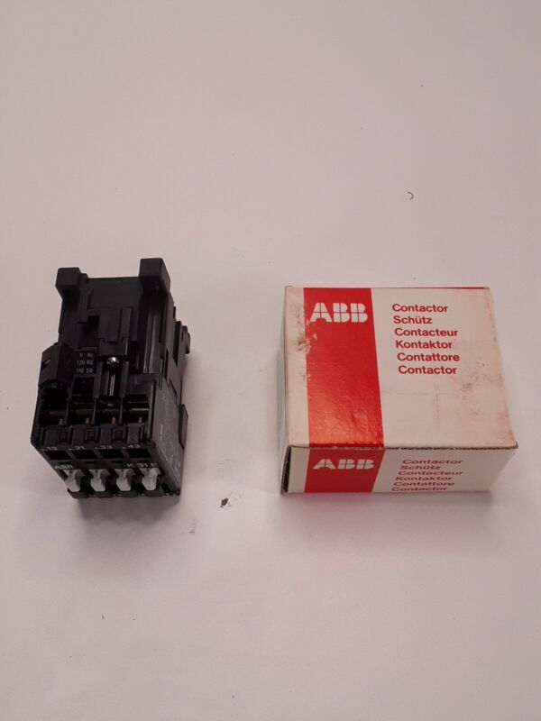 ABB K31-1 Contactor Control Relay FPH1411090R0314 120V 60Hz  K311 NEW IN BOX