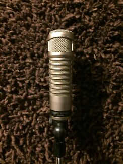 Electro Voice RE27 N/D Vintage Microphone (Like RE20)
