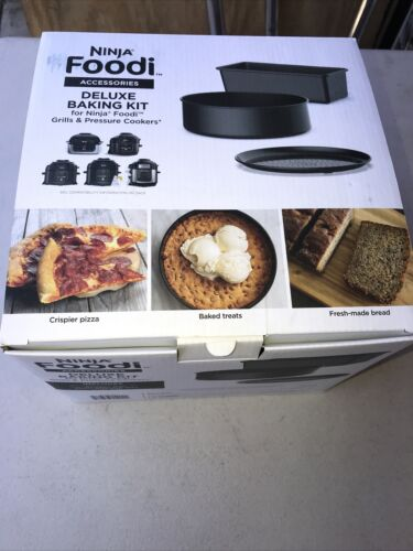 Ninja® Foodi™ Deluxe Bake Kit NIB