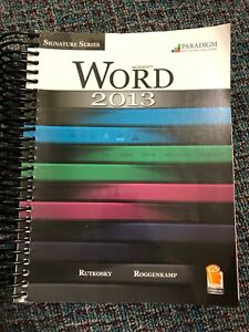 Word, Access, Publisher, Powerpoint